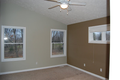 Master Bedroom: Before and After