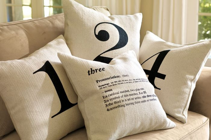 Love it . . . Keep it: Numbering Stuff