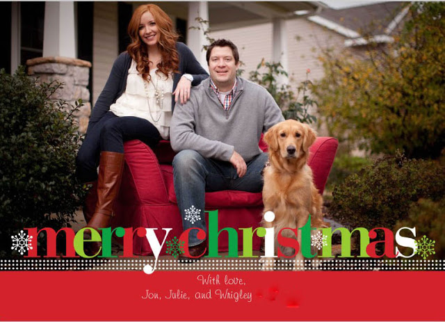 Our Christmas Card