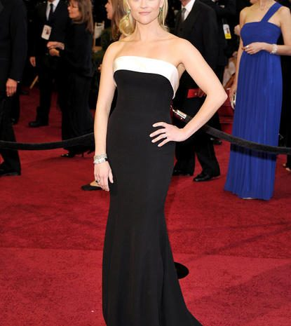 The Oscars…it's all about the dresses