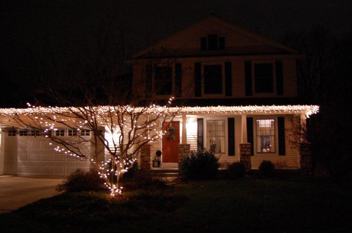 Oh Christmas Lights