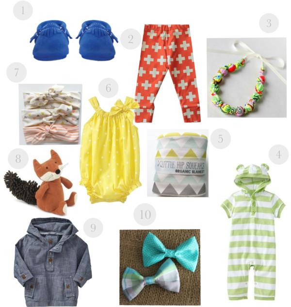 Spring Favorites for Littles