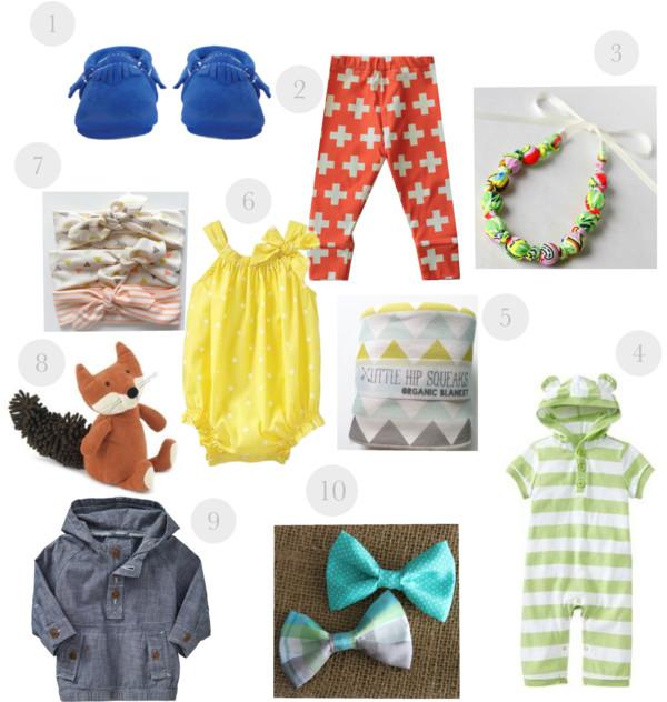 Spring Favorites for Littles