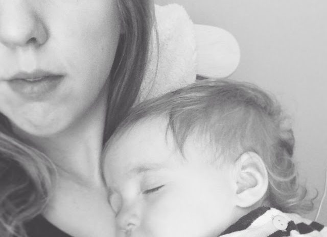 The Breastfeeding Diaries: Meg from Meg O. on the Go