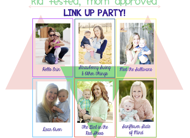 Kid Tested, Mom Approved…A Link Up Party!