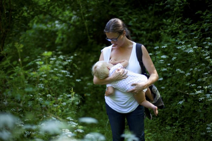 The Breastfeeding Diaries: Meika from The Dutch Treat