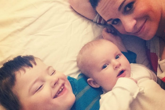 The Breastfeeding Diaries: Heather from Live Love Laugh