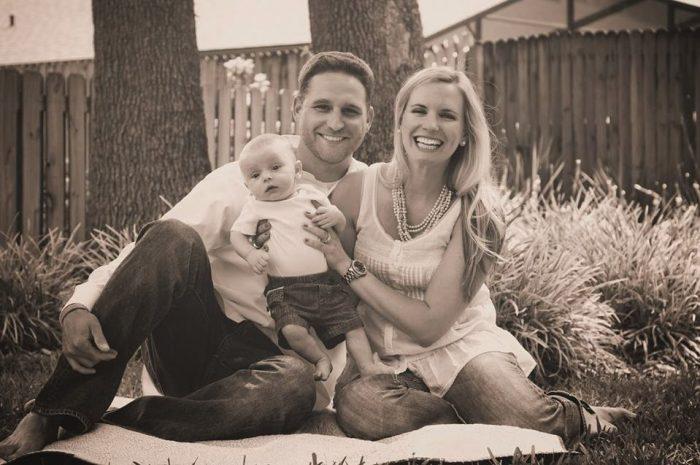 The Breastfeeding Diaries: Morgan from Pampers & Pearls