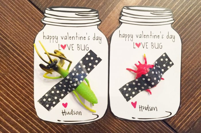 Love Bug Valentines