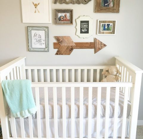 Gender Neutral Nursery Reveal