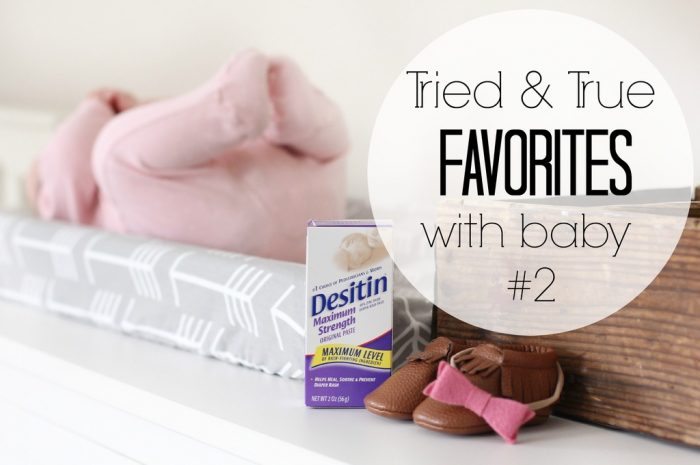 Tried & True Favorites with Baby #2