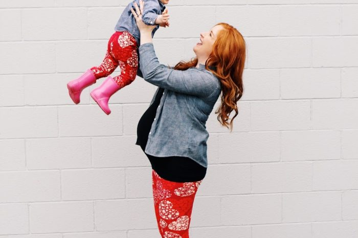 Mommy & Me…and Giveaway!
