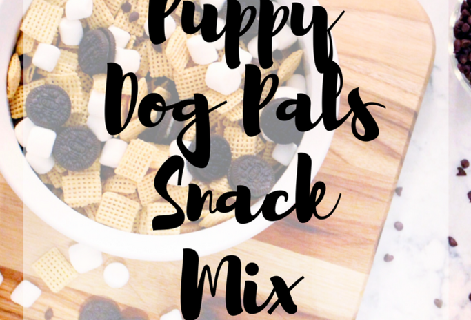 Puppy Dog Pals Snack Mix