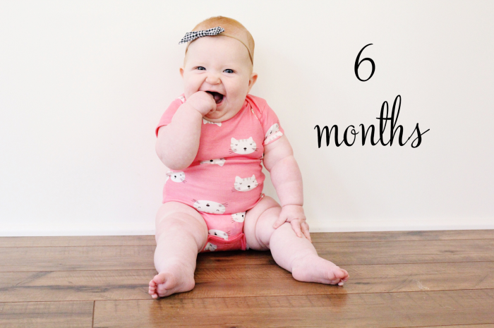 How to Get the Perfect Monthly Milestone Photo