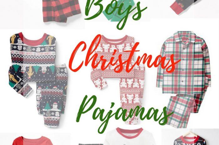 Christmas Pajama Roundup