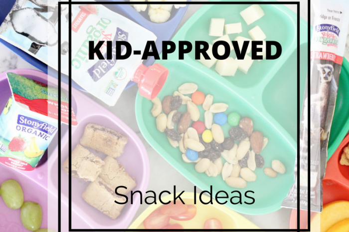 Kid-Approved Snack Ideas