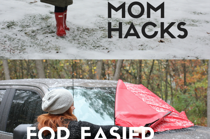 Mom Hacks for Easier Winter Mornings