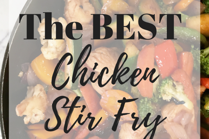 The Best Chicken Stir Fry