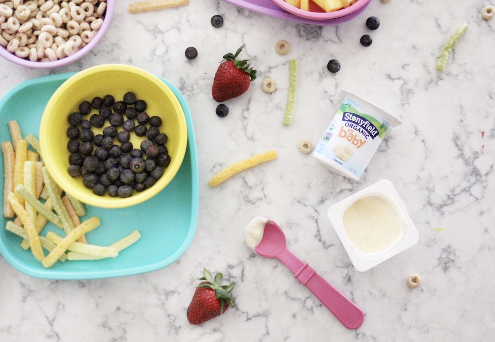 healthy snack ideas for baby the girl in the red shoes