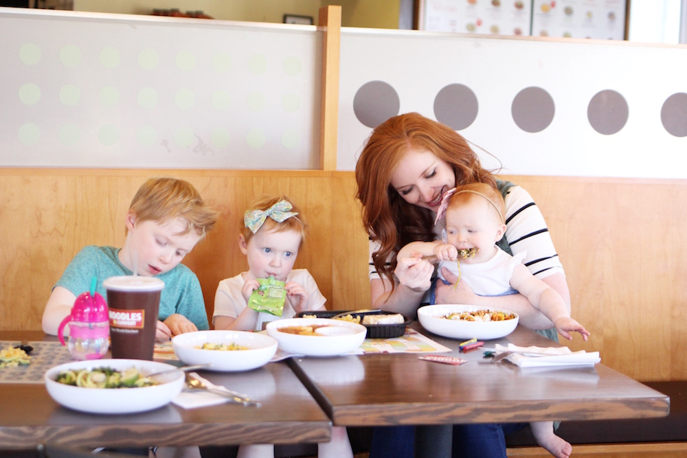 Survival Guide for Eating Out with Kids