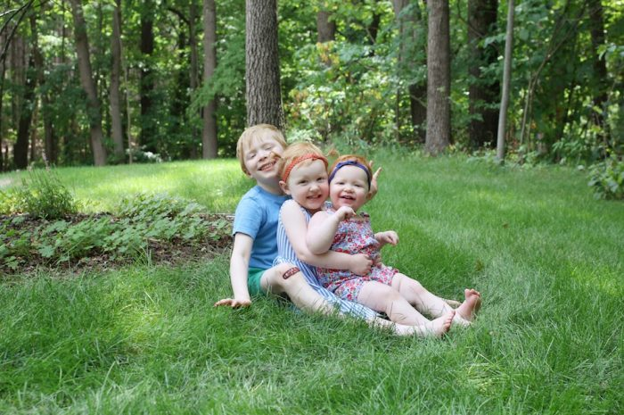 How I Take Photos of My Kids