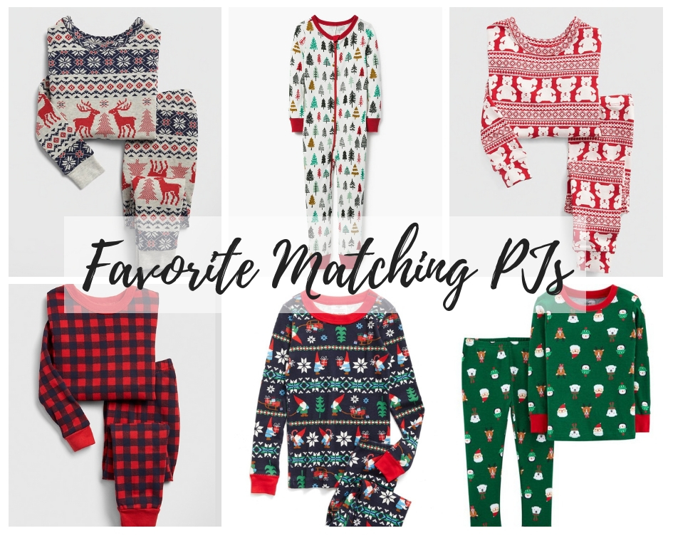 Favorite Christmas Pajama Roundup · The Girl in the Red Shoes a9fae8bbc