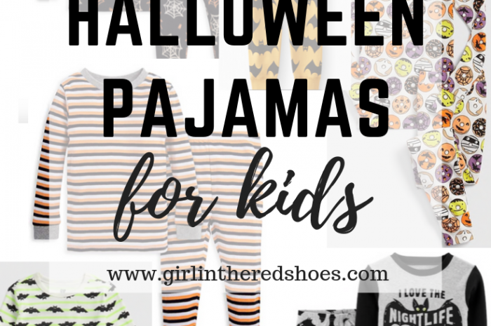 Halloween Pajamas for Kids