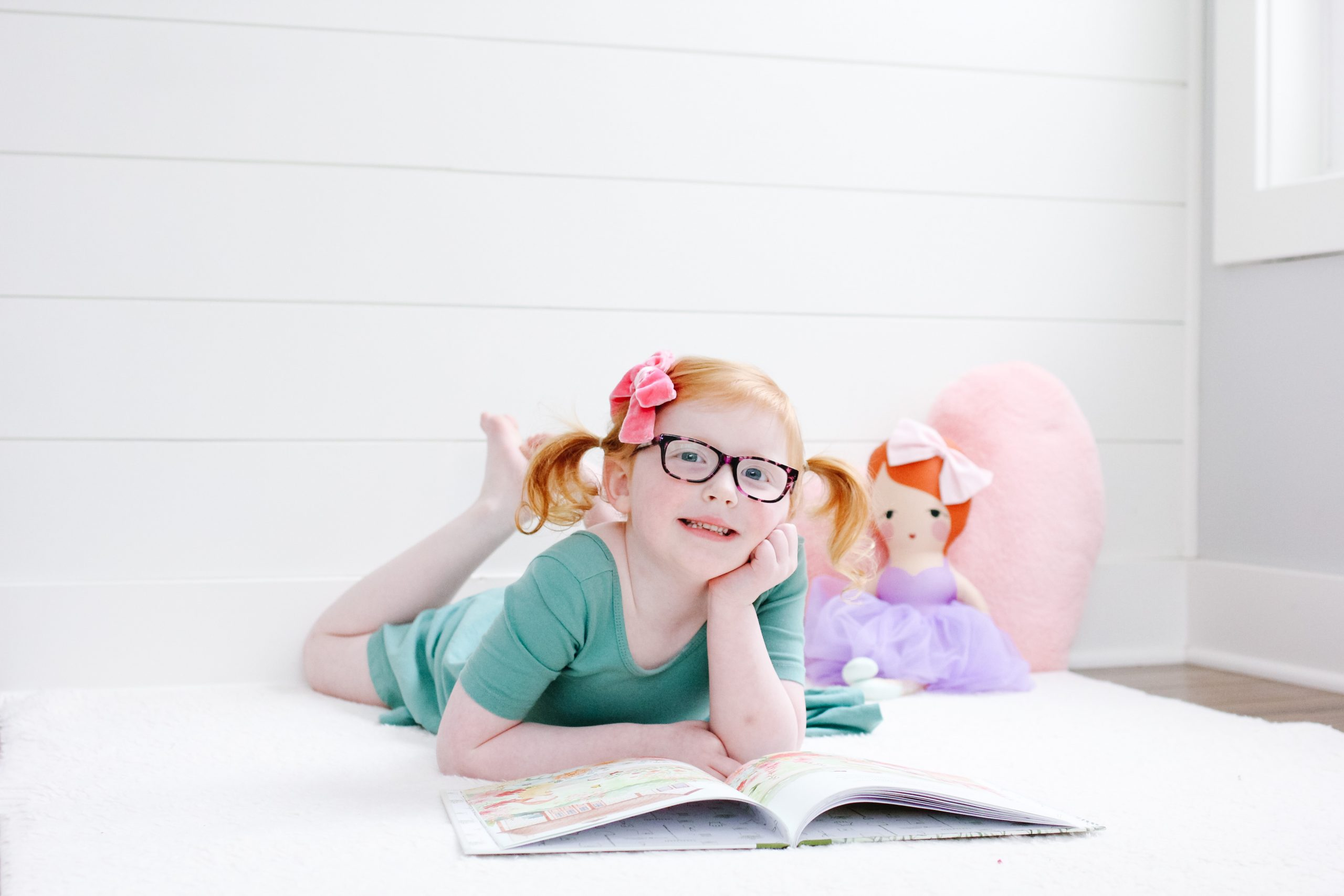 Tips to Help Your Child Wear Their Glasses