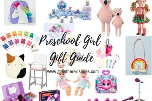 Preschool Girl Gift Guide