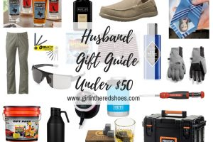 Husband Gift Guide