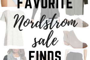 Nordstrom Sale Favorites