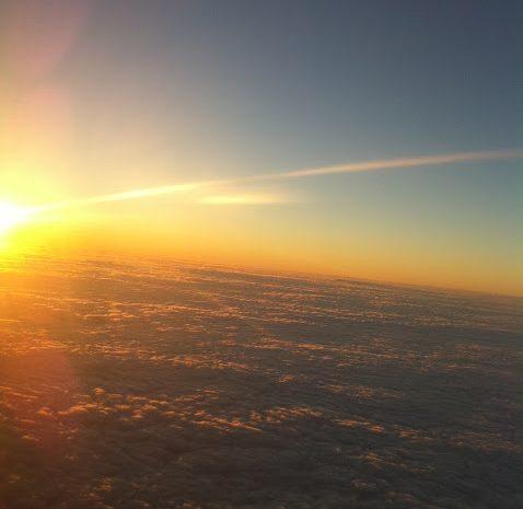 Leavin' on a Jet Plane….