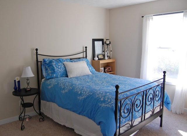 The Guest Room…..Before and After