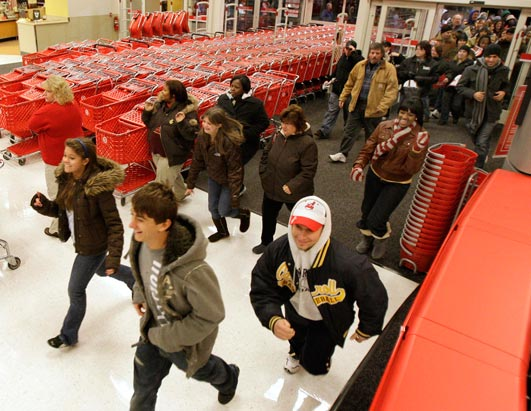 To Black Friday or Not To Black Friday?