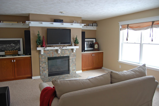 The Family Room….sort of