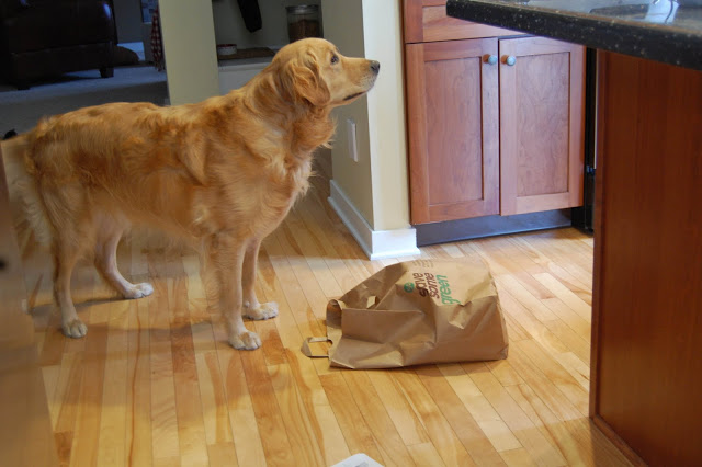 What's in the bag Wrigley?