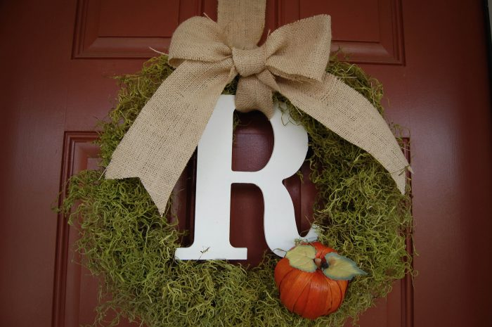Finally Some Fall Decor….