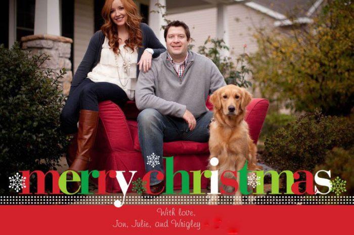Christmas Card Lovin'