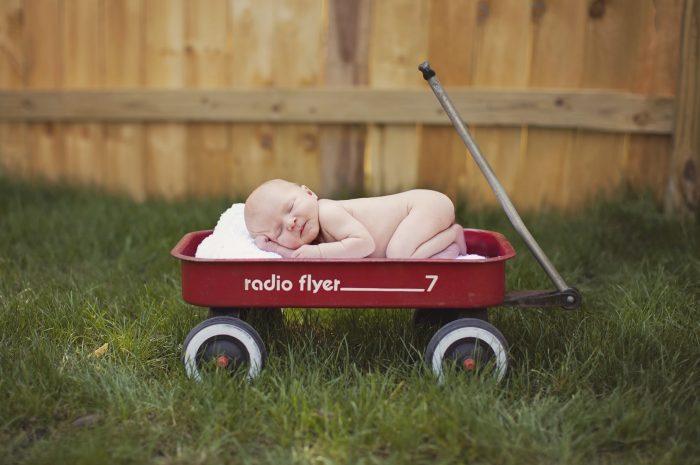 Hudson's Newborn Photos
