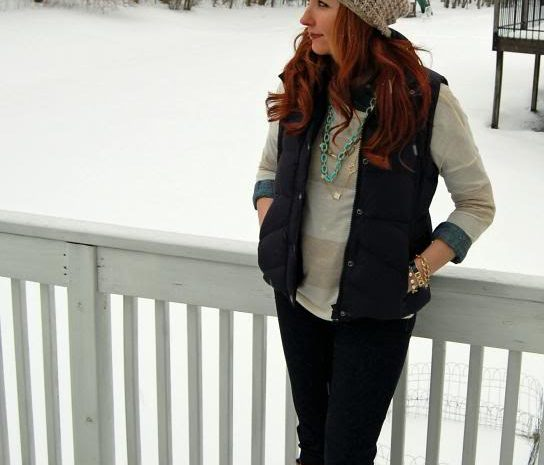 Preppy yet Chic….and a giveaway