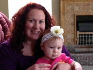 The Breastfeeding Diaries: Jenny from Growing Up Jacobson
