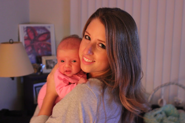 The Breastfeeding Diaries: Kristin from Mama & Mou