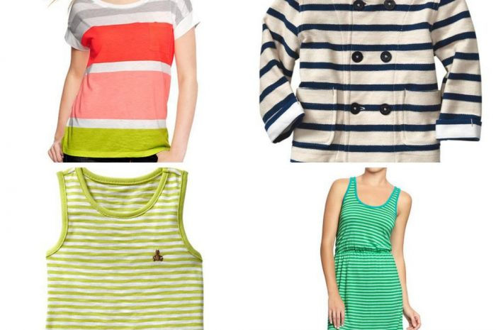 Falling for Friday: Stripes