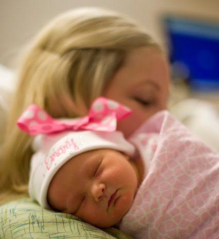The Breastfeeding Diaries: Megan from Mackey Madness