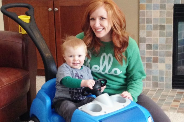 Now that I'm a mom…..