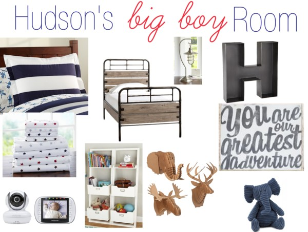 Hudson's Big Boy Room