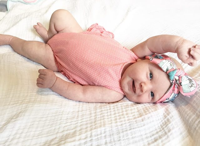 Sadie Mae: 1 Month