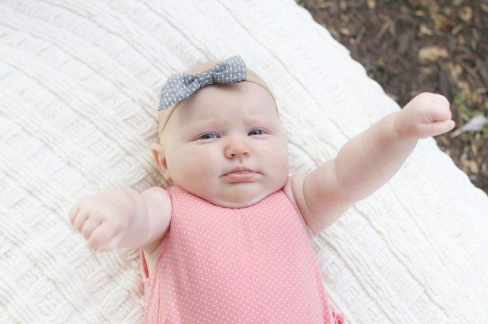 Sadie Mae: 3 Months