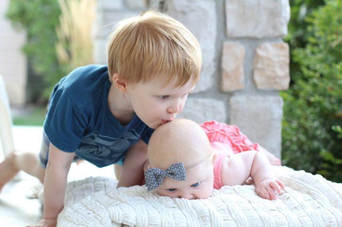 Two Kids is Like….
