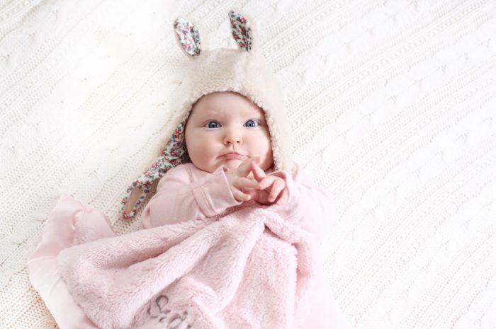 Sadie Mae: 4 Months
